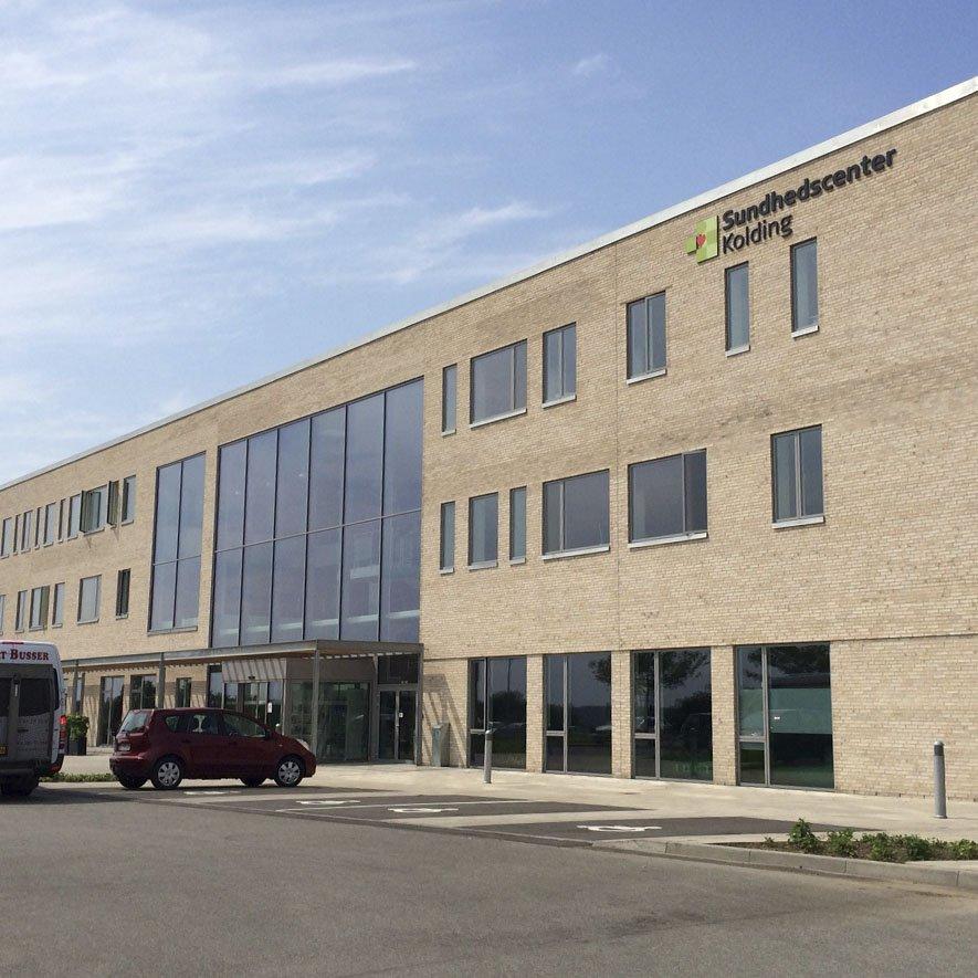 Sundhedscenter Kolding, B542