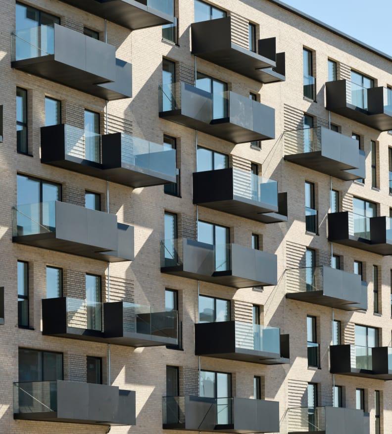 Vestre Teglgade, København, B542