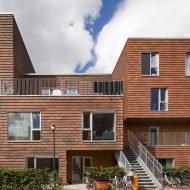 Hannemans Alle, København, U3-221og U3-420
